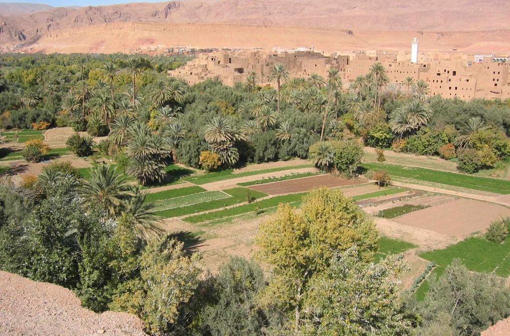 Voyage Espagne Maroc 2020
