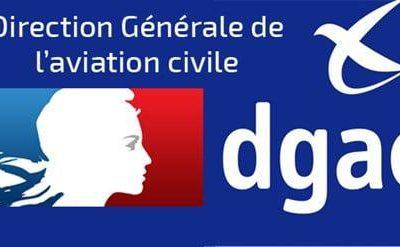 Dérogation DGAC