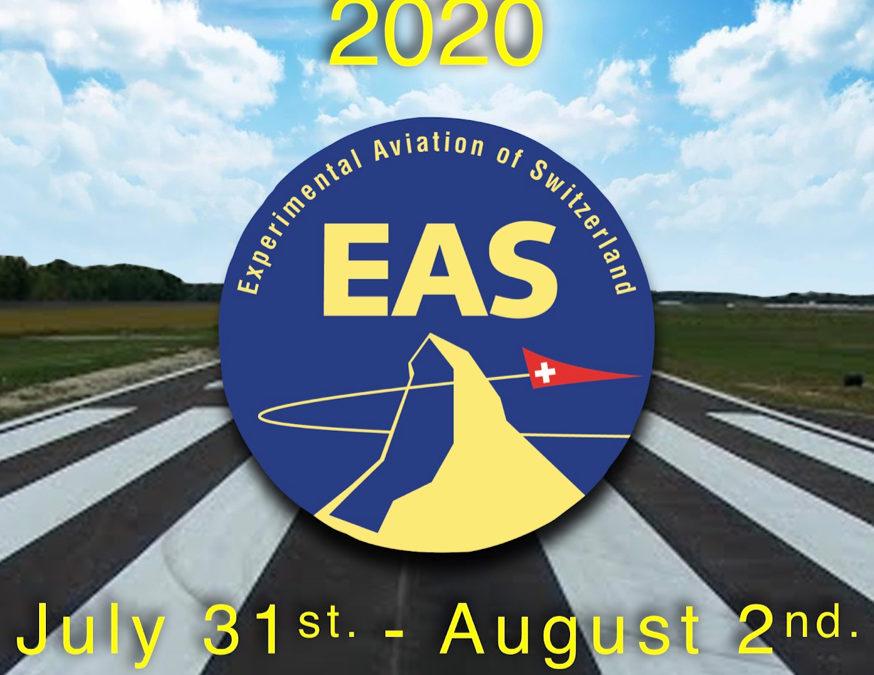 Compte rendu Fly-In EAS en Suisse